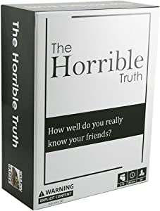 The Horrible Truth - The Hilariously Revealing Party Game