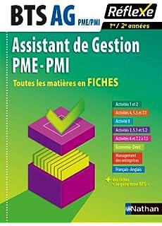 prepabts toutes les matieres bts assistant de gestion pme pmi n 3