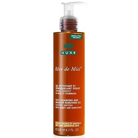 online store 85e94 a0d4a Reve de miel gel nettoyant et demaquillant visage 200ml nuxe  Amazon.fr   HygiÚne et Soins du corps