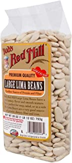 product image for Bob's Red Mill Large Lima Beans, 28 Ounce (Pack of 4)