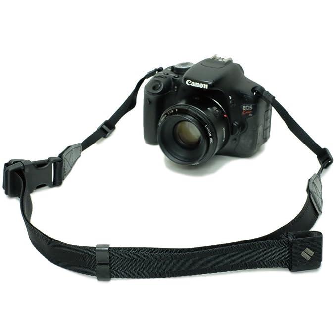 diagnl Ninja cámara Correa 25 mm, color negro: Amazon.es ...