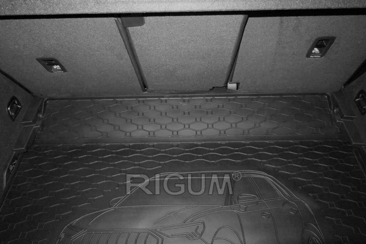 AZ31000101 Tapis de coffre en caoutchouc avec motif de v/éhicule