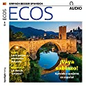 ECOS audio - Quejarse en español. 8/2017: Spanisch lernen Audio - Sich beschweren auf Spanisch Hörbuch von ECOS Redaktion Gesprochen von: div.