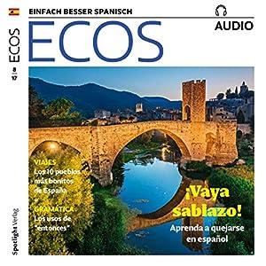 ECOS audio - Quejarse en español. 8/2017 Hörbuch