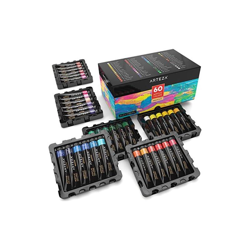 arteza-acrylic-paint-set-60-colors
