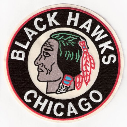 quality design 84d02 d57ac Amazon.com : National Emblem Chicago Blackhawks 3rd Jersey ...