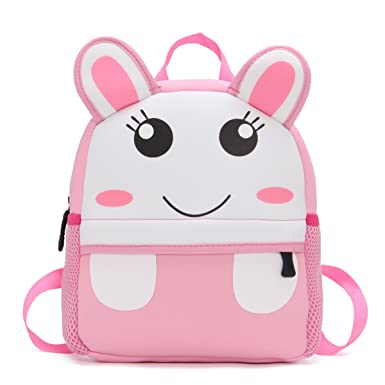 OURBAG Kid Toddler Backpack Baby Boys Girls Cute Cartoon Bags for Children  Bunny 5bfed36829