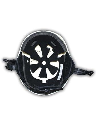 GUL Elite Watersports Casque de Sports Nautiques pour Kayak Kitesurf Windsurf et D/ériveur Unisexe L/éger Noir