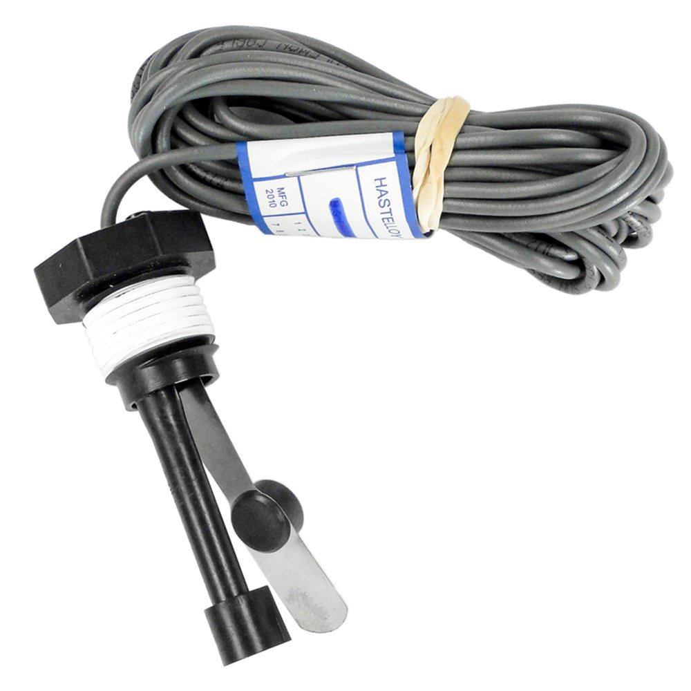 Hayward GLX-FLO-RP 15-Feet Cable Flow Switch Assembly without Tee Replacement Kit for Hayward Salt Chlorine Generators Harwil Corporation GLX-FLO-HP