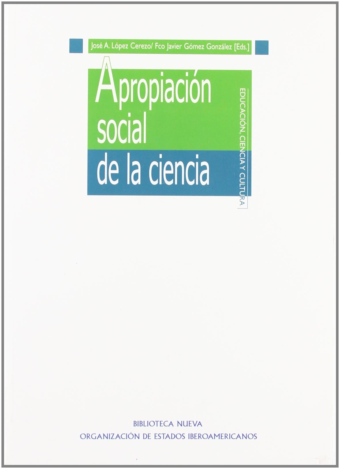 Download Apropiación social de la ciencia (Spanish Edition) pdf epub