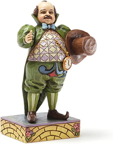 Enesco Jim Shore Wizard of Oz Mayor of Munchkinland Figurine, 5.375-Inch