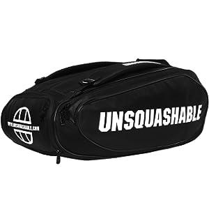 8e0b4d8adf UNSQUASHABLE TOUR TEC PRO DELUXE RACKET BAG Racket Bag - Black