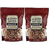 Trader Joe's Almond Butter Granola, Crunchy, 12 Oz (Pack of 2)