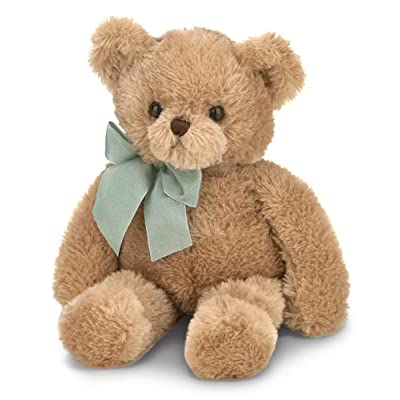 Bearington Baby Gus Brown Plush Stuffed Animal Teddy Bear, 13 inches: Toys & Games