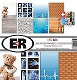 #1: Reminisce ER Scrapbook Collection Kit