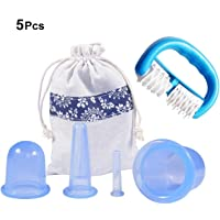 50 Cups No.3 Disposable Dongbang Medical Acupuncture Sterilized Cup Set Ene Natural & Alternative Remedies