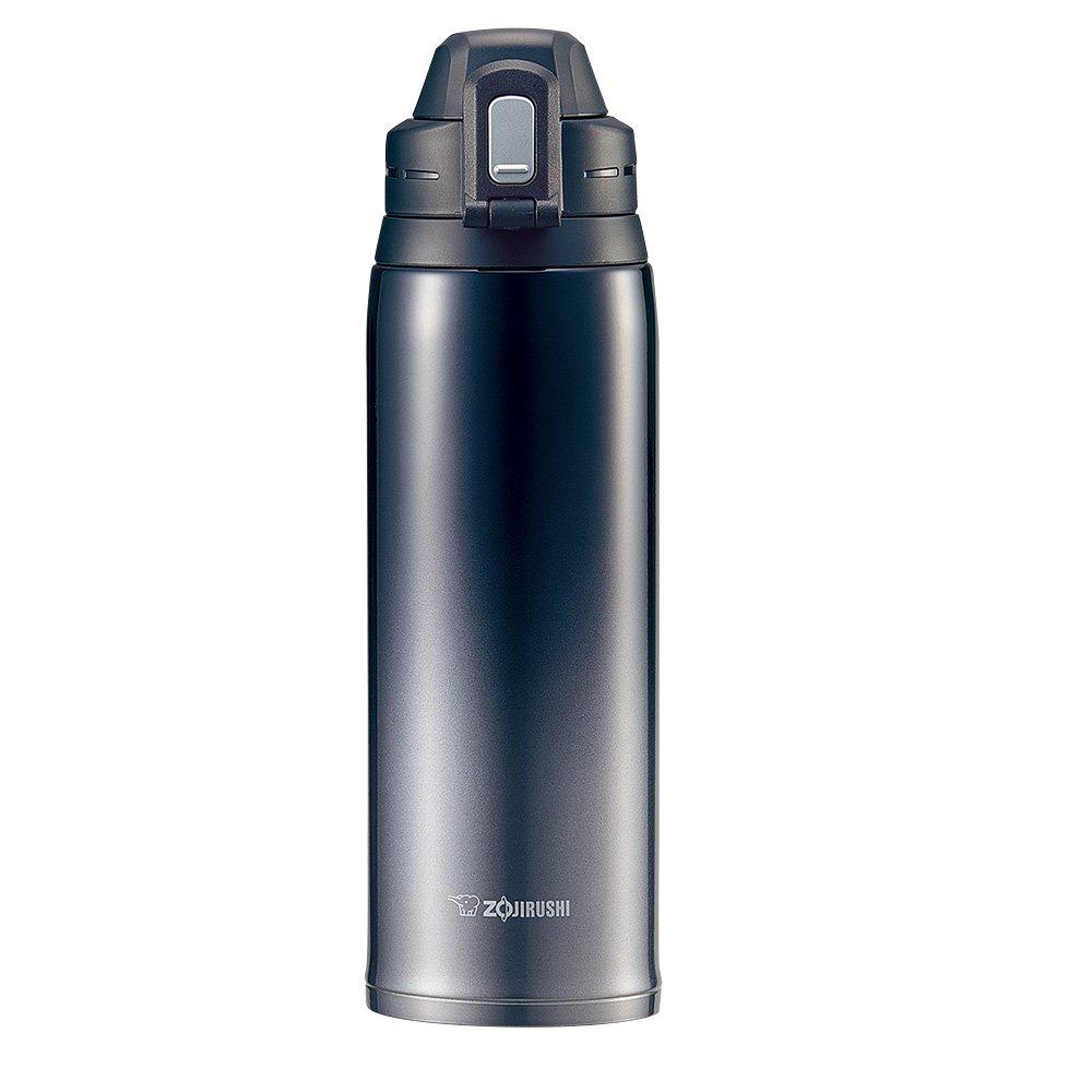 Zojirushi SD-ES10BZ Cool Bottle Stainless Steel Mug, 35-Ounce, Gradation Black