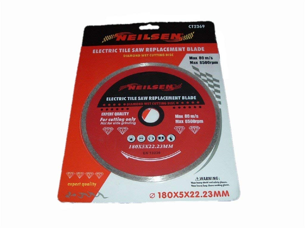 Silverline 868730 Tile Cutting Diamond Disc 115 x 22.2 mm