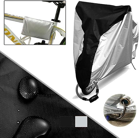 yimosecoxiang - Funda Antideslizante para Bicicleta de montaña ...