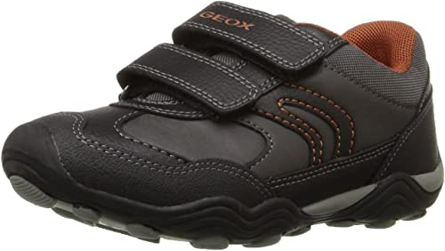 Navy Geox J N Savage B.A Boys Sneakers Kids Casual Shoes See Sizes