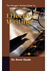 The Manager's Pocket Guide to Effective Writing (Manager's Pocket Guide Series) Kindle Edition