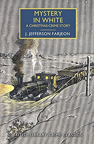 book cover of Mystery in White