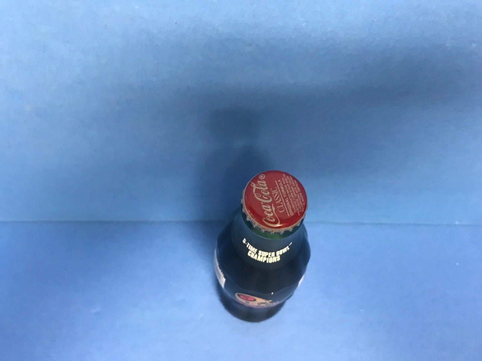 Roger Craig Autographed San Francisco 49ers Coca Cola Coke Bottle 5 time Champs
