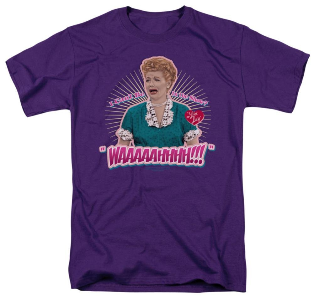 I Love Lucy - Waaaaahhhh!!! T-Shirt Size M
