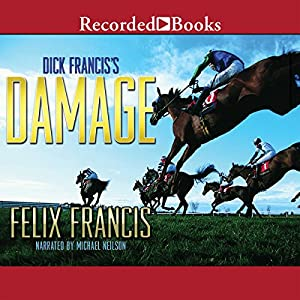 Dick Francis's Damage Audiobook