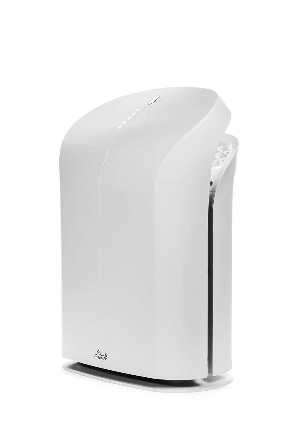Amazoncom Rabbit Air BioGS Ultra Quiet HEPA Air Purifier SPA - Bathroom air purifier