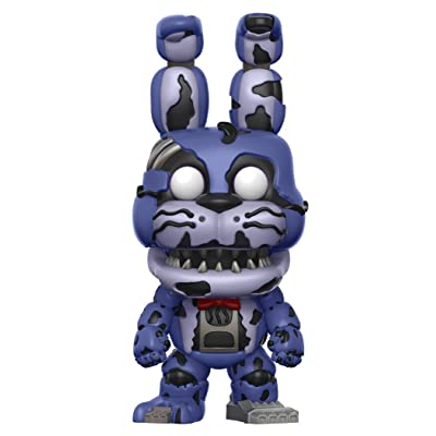 Funko POP Games Five Nights at Freddy's Nightmare Bonnie Action Figure: Funko Pop! Games:: Toys & Games