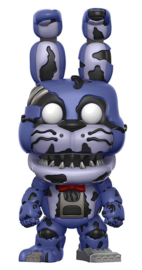 Funko POP Games Five Nights at Freddy's Nightmare Bonnie Action Figure