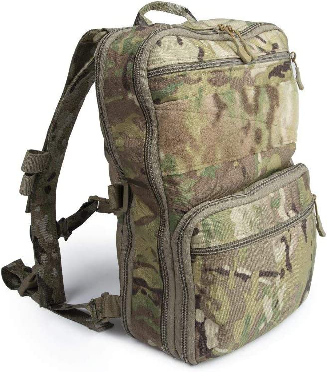 Haley Strategic Partners D3 Flatpack Plus Chest Strap Backpack Assault Pack Made in The USA
