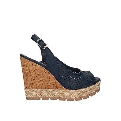 Chaussures à boucle Apepazza bleues 6rejLDfpgy
