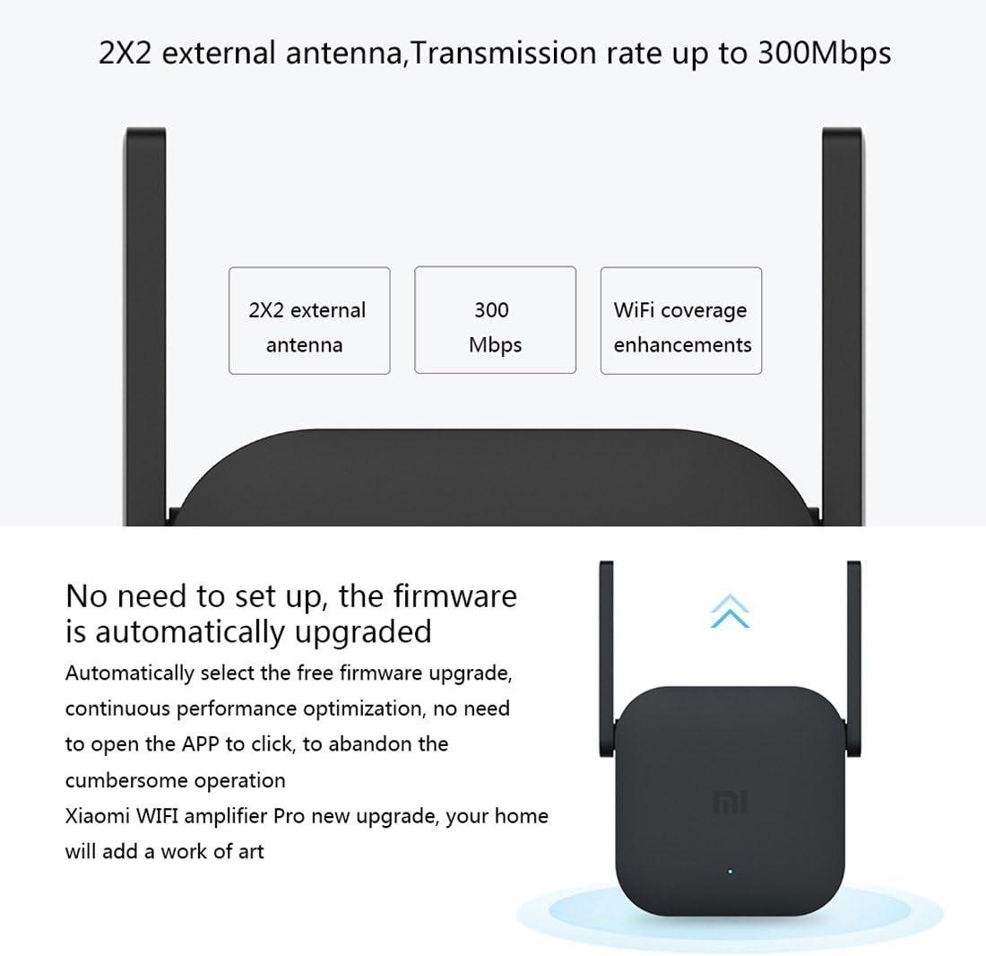 Xiaomi Mi WiFi Amplificador Pro 300 Mbps WiFi Smart Extender ...