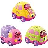 Vtech Baby Toot Toot Drivers Garage Pink Amazon Co Uk