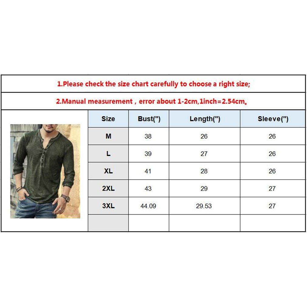 Camicia a Maniche Lunghe con Bottoni Decorativi Camicia da Uomo a Maniche Lunghe da Uomo 3 Colori