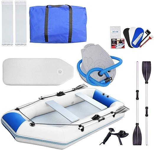 Amazon.com: Durabilidad Kayaks Inflable Durable 2,3 Metros 3 ...