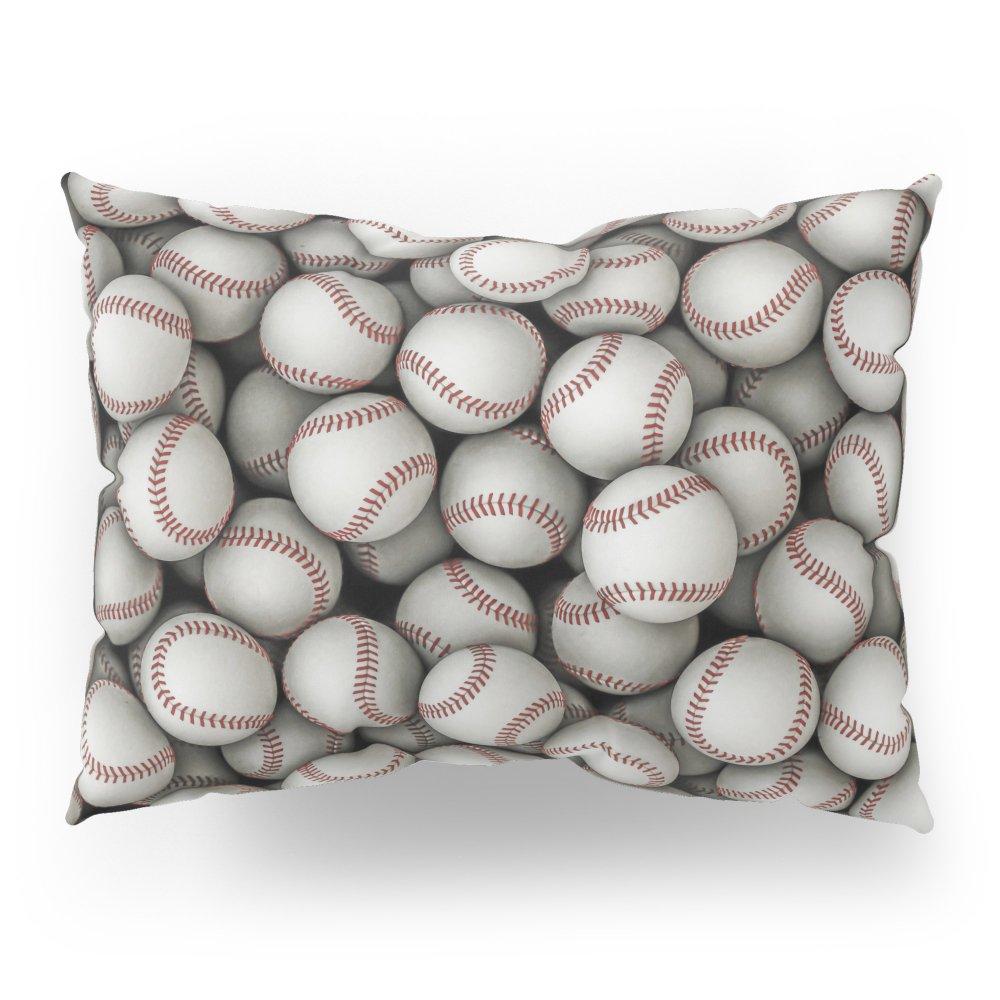 Society6 Baseballs Pillow Sham Standard (20'' x 26'') Set of 2