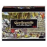 Garnier Gewürzseife Dralle Stückseife zur Handpflege mit würzigem Duft, hergestellt nach alter Rezeptur, 125g