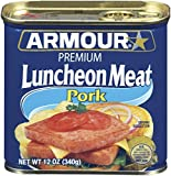 Armour Premium Pork Luncheon Meat, Keto