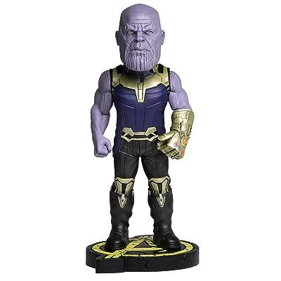 NECA Avengers: Infinity War - Head Knocker - Thanos: Toys & Games