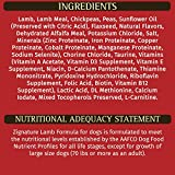 Zignature Lamb Formula Grain-Free Dry Dog Food 25lb