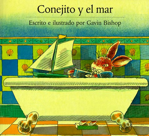 Conejito y el Mar: Little Rabbit and the Sea (Spanish Edition) by Brand: North-South