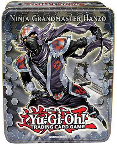 TRC English version of Yu-Gi-Oh 2012 Collectible Tin Wave Wave Wave 2 ninja master HANZO can (japan import) 386c13