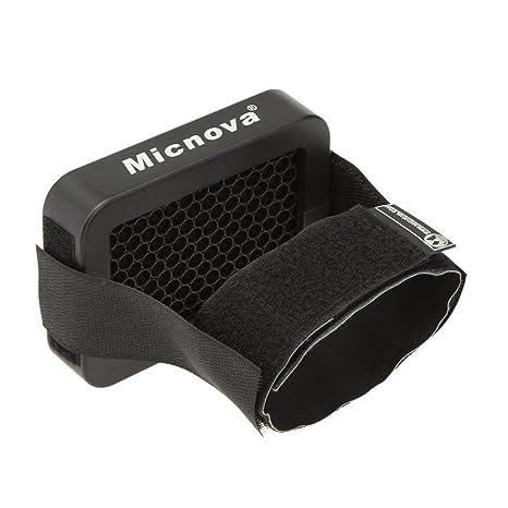"Andoer® Micnova mq-fw02 1/4 ""universal forma de panal de"