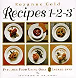 Recipes 1-2-3, Rozanne Gold, 0670865842