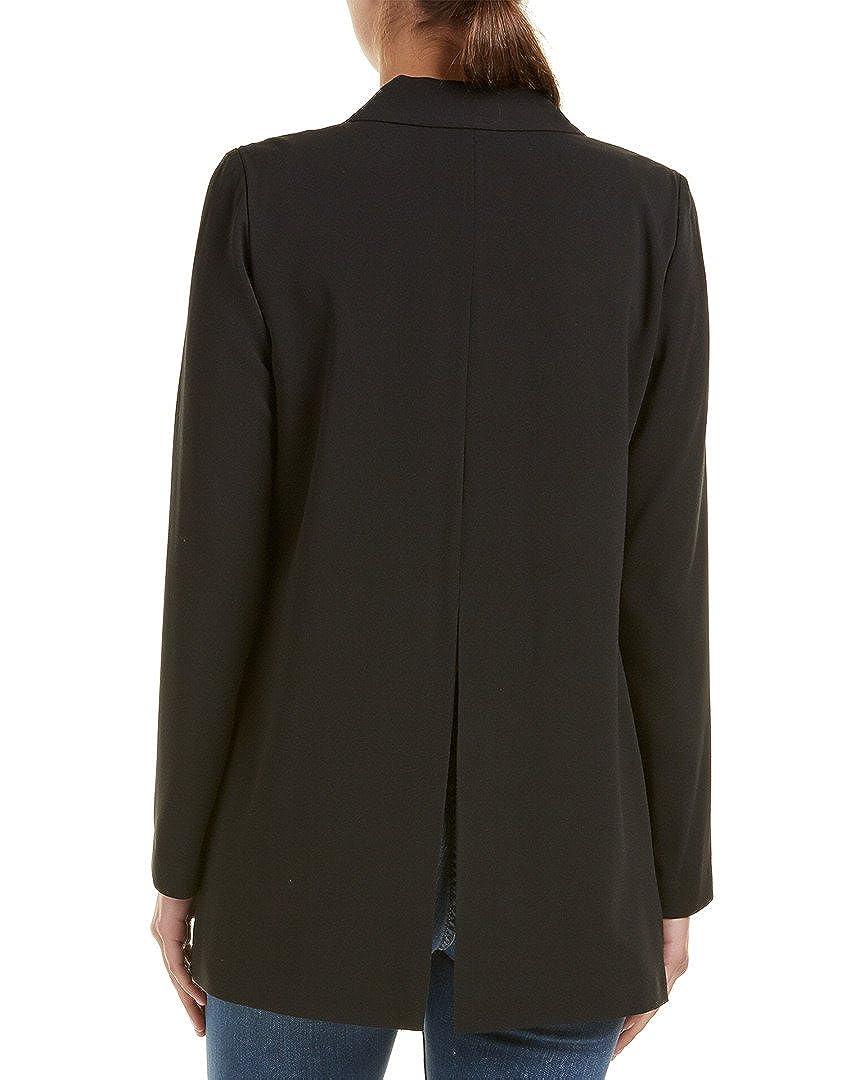 Xs Black Bcbgeneration Womens Long Blazer