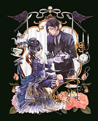 Amazon.co.jp   「黒執事」Blu-ray Disc BOX(完全生産限定版) DVD ...