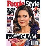 People Style Watch December - January 2018 小さい表紙画像